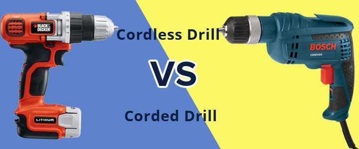 Cordless vs Corded Drills - Which One is Right for You?