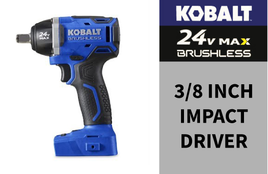Kobalt 24v Impact Driver Review – We Put it to the Test